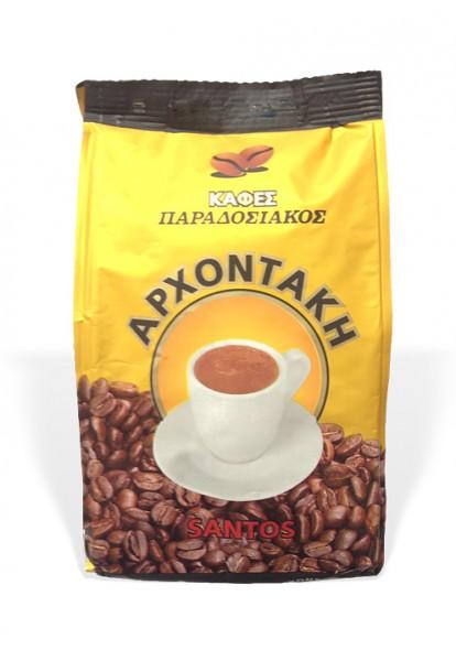 Griechischer Kaffee Traditionell