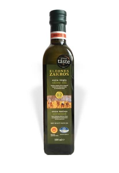 Zakros Olivenöl